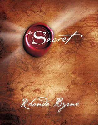 The Secret By Rhonda Byrne Hardback Book New