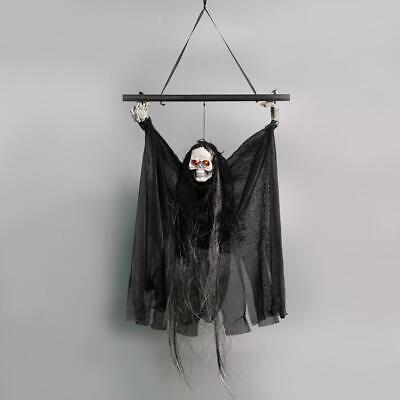 Hanging Ghost Skeleton Halloween Ghost Witch Horror Scary Wall Door Decoration