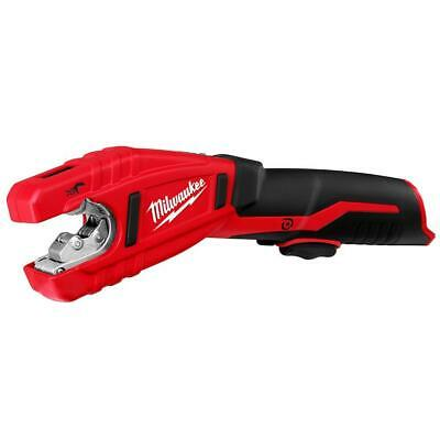 Milwaukee 2471-20 M12 12-Volt Copper Tubing Cutter - Bare Tool