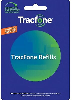TracFone Deals for: Service Extension 1 Year / 365 Day, $79.99 refill, and more!