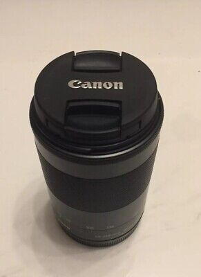 Canon EF-M 55-200mm IS STM 4.5-6.3 Perfect Condition