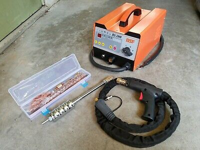240V Stud welder Panel Repair Dent Puller Kit Auto Body shop smash Last One!