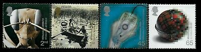 Great Britain   ~ 2000       Mind and  Matter    Sg 2162 - 2165  mlh