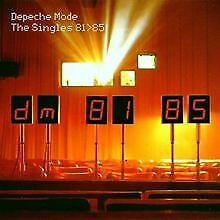 The Singles 81-85 by Depeche Mode | CD | condition very good