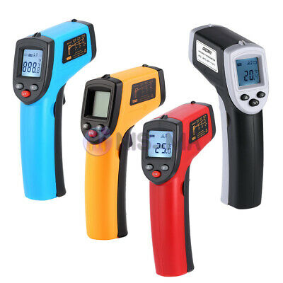 Digital LCD Temperature Thermometer Gun GM320 Non-Contact Infrared IR Laser