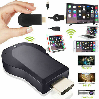 Miracast Mirascreen TV Chromecast HDMI Dongle M2 Plus Anycast Wifi Receiver