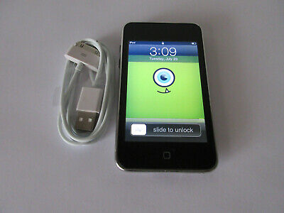 Apple iPod touch 3rd Generation Black (32 GB)  Excellent