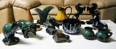 Various Blue Mountain Pottery - Various Glazing - Various Prices