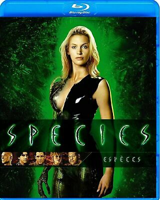 SPECIES BluRay Bilingual Free Shipping in Canada