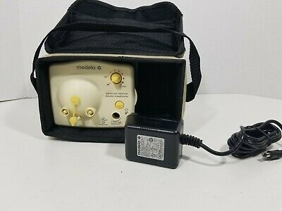 Advanced Personal Double Breast Pump and power supply 8P61