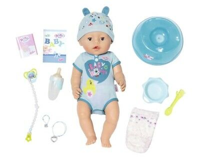 Baby Born Doll Soft Touch Boy