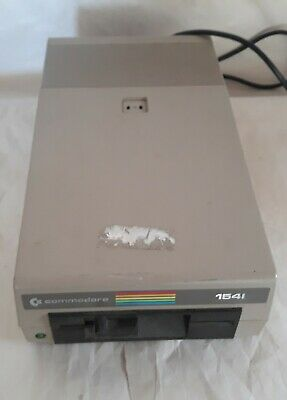 Commodore 1541 Floppy Disk Drive with Power Cord