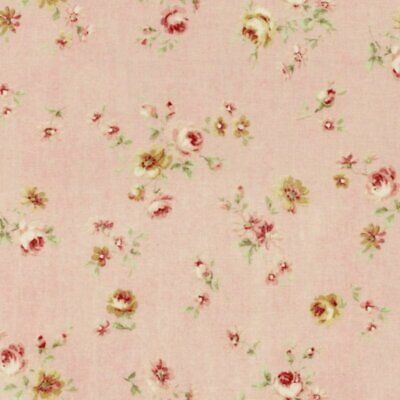 Cool Cottage Shabby Chic Lecien Princess Rose Small Roses Fabric Download Free Architecture Designs Boapuretrmadebymaigaardcom