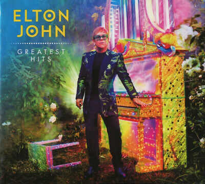 Elton John - Greatest Hits Collection Music 2CD