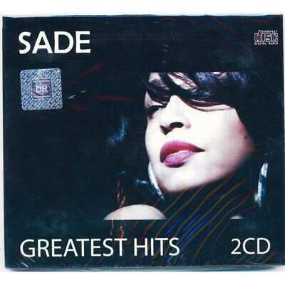 SADE - Greatest Hits Collection Music 2CD