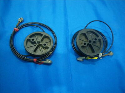 Darton T2 Cams and Cables