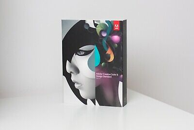 Adobe Creative Suite 6 Design Standard für Mac OS Vollversion deutsch CS6