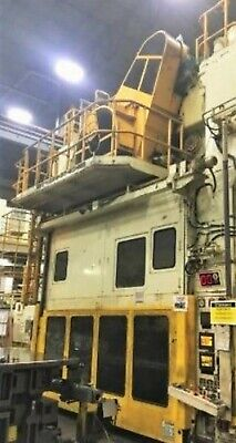 1,800 TON CAPACITY Schuler Straight Side Presses For Sale (2