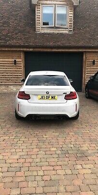 Jel Of Me Private Number Plate