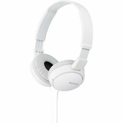NEW Sony MDR-ZX110 Stereo Over-Head Headphone Extra Bass - White