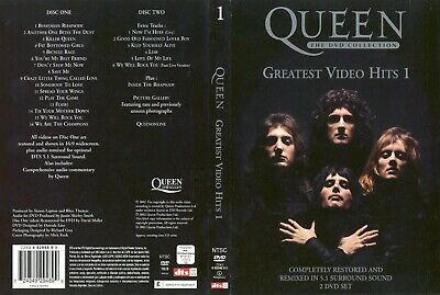 Queen: The DVD Collection Greatest Video Hits 1  New &  Sealed