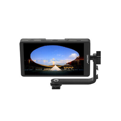 Video DSLR On-Camera Monitor 4K HDMI to Gimbals Stabilizer for Canon Nikon Sony
