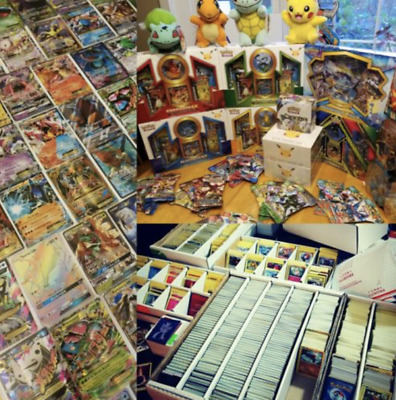 Pokemon Cards Bulk Lot - TCG MYSTERY LOT Mewtwo? Charizard EX? Amazing Value!