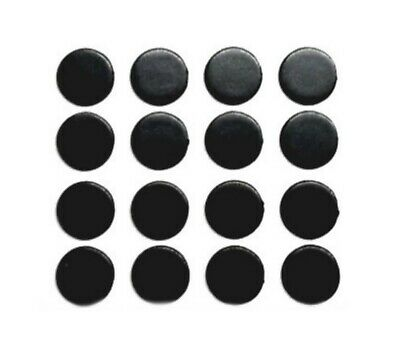 Self Adhesive Stick On Dot Magnetic Rubber Fridge Round Magnet Scrapbooking Card
