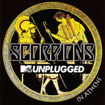 Scorpions – MTV Unplugged In Athens 2xCD 88691 91860 2 Europe 2013