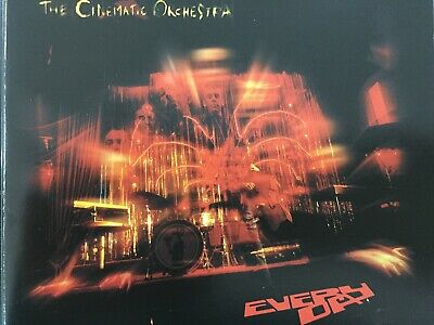THE CINEMATIC ORCHESTRA - Every Day CD 2002 Ninja Tune AS NEW!