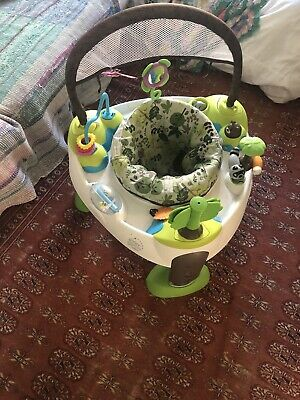 Exersaucer baby jumper