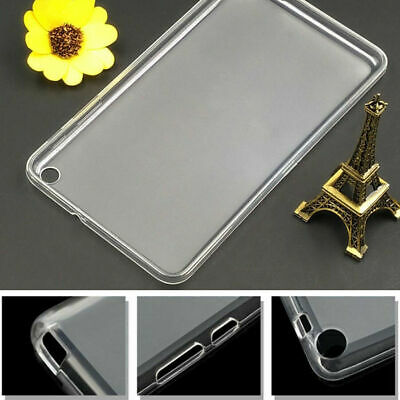 For Huawei MediaPad T3 M3 M5 T5 Tablet 7 8 10 Inch Soft TPU Silicone Case Cover