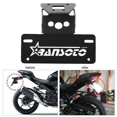 Rear Tail Tidy//Fender Eliminator Kit For Kawasaki Z125 2015-2018