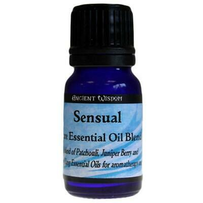 Essential Oil Blend Sensual 10 Ml Pure Natural Aromatherapy Home Fragrance