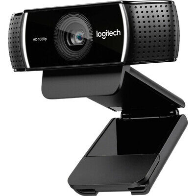 C922 Logitech Pro Stream Webcam Full HD Optimized For Streaming and Recording