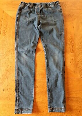 BNWOT MISS Selfridge LIGHT Blue Skinny Stretch JEGGINGS Jeans Size 12 SMART TIGH