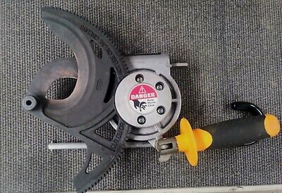 Ideal 35-076 Big Kahuna Powerblade 1250 Mcm Electric Cable Cutter