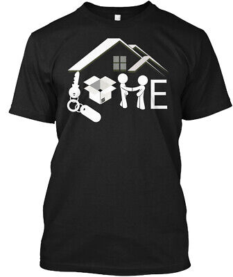 Licensed Sell Real Estate Agent Home Hanes Tagless Tee T-Shirt