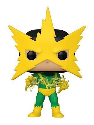 Funko POP Marvel 80th First Appearance Electro Specialty Series Presell