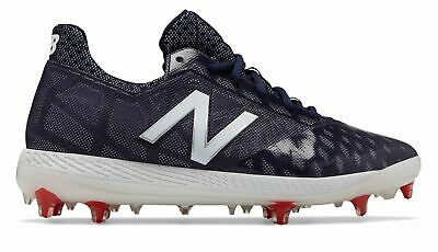 New Balance Low-Cut COMPv1 TPU Baseball Cleat Mens Shoes Navy