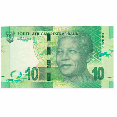 [#604829] Banknote, South Africa, 10 Rand, 2012, Undated (2012), KM:133