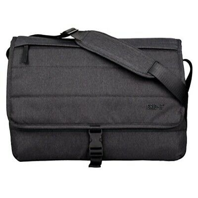 "Cocoon CMB3750CH TECH 16"" Messenger Bag with Built-in Grid-IT! Accessory Organi"