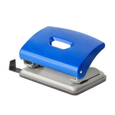 Puncher Manual Office Stationery Punching Machine Two-hole 16 Sheets