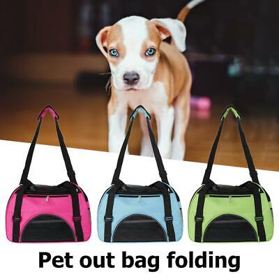 3Size Pet Oxford Breathable Carrier Hand Shoulder Bag  Dog Cat Puppy Kennel Cage