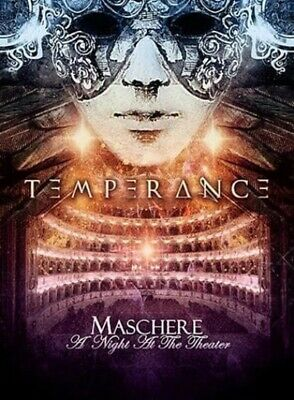 Maschere A Night At The CD DVD Temperance