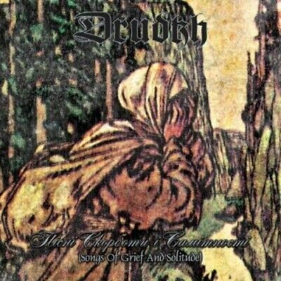 Songs Of Grief And Solitude CD Drudkh