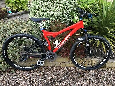 SPECIALIZED FSR XC Pro M4 - Full suspension professional