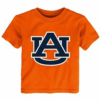 Auburn Tigers Baby and Infant Fan Bodysuits 2-Pack