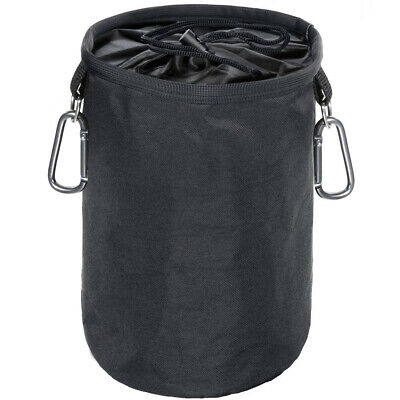 Rovtop Large Peg Bag Weather Resistant Clothes for Pegs with 2 Hanger F