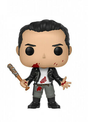 Funko 25206 Pop Vinyl the Walking Dead,Negan Figure, Standard, Multicolor